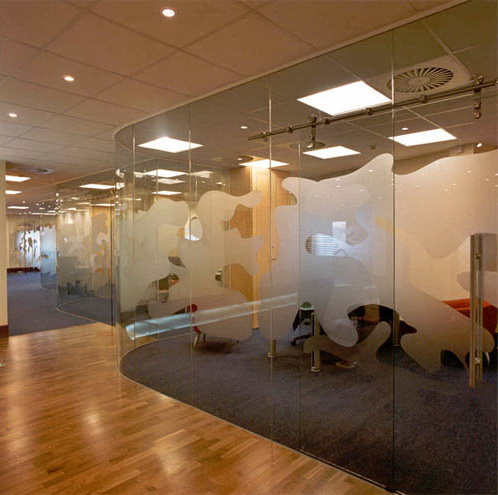 office glass partition 1 Partisi Kaca