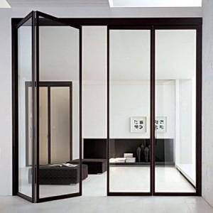 Pintu Aluminium Kaca Folding